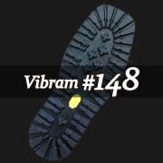 靴底交換:ビブラム#148