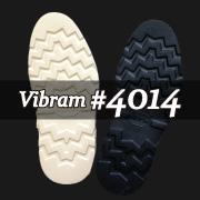 靴底交換:ビブラム#4014