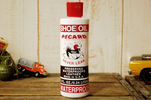 PECARD SHOE OIL